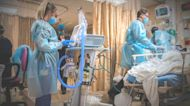 US could see some 4,000 COVID deaths a day by October, some officials say