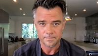 Josh Duhamel Shows Footage from His Near-Death Experience