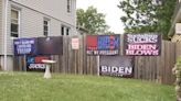 New Jersey woman can keep 'F--k Biden' signs in yard