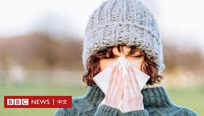 有關防治感冒的六個熱門問題 英國專家幫你解疑