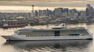 Royal Caribbean Sets Sail for Alaska for the First Time Since 2019