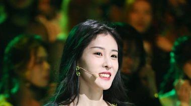 走出生女風波...張碧晨唯美復工 少女身材驚豔全網
