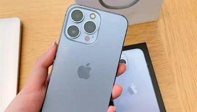 iPhone13 Pro終於現貨了,還降價了300元,價格更加感人