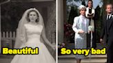 12 TV Wedding Dresses That I Think Are Winners And 12 That Don't Shine All That Bright