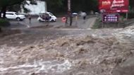 WorldView: Severe flooding in China; Hostages freed in Nigeria