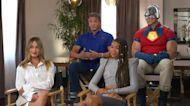Superstar cast talks 'The Suicide Squad'