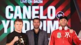 Canelo vs Yildirim live stream: How to watch super middleweight world title fight online and on TV