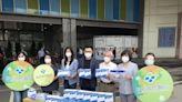 國民黨捐贈聯新醫院高防護口罩、面罩 呼籲趕快部署第二代疫苗   台灣好新聞 TaiwanHot.net