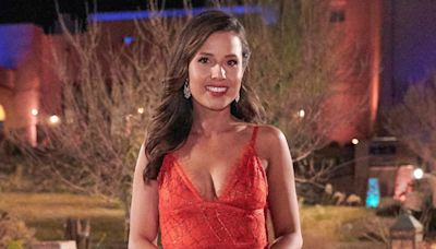 'The Bachelorette' Katie Thurston Shines in Red Gown in First-Look Pics From Night One (Exclusive)