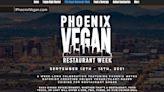 All the restaurants to try during Phoenix Vegan Restaurant Week