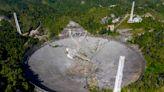 Puerto Rico commits $8 million to rebuild Arecibo telescope