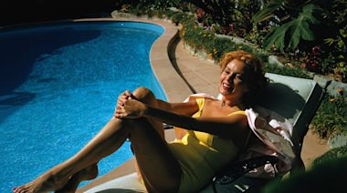Rhonda Fleming, flame-haired beauty who ruffled the film censors in Hitchcock's Spellbound – obituary