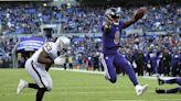 Raiders Bracing for Lamar Jackson, Stopping Ravens Run Game