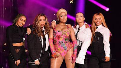Nicki Minaj defends Jesy Nelson over 'Blackfishing' accusations