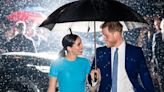 Meghan Markle And Prince Harry Pose For Magazine Cover Shoot Together For The First Time