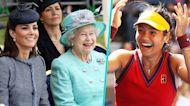 Kate Middleton & Queen Elizabeth Congratulate Emma Raducanu On Historic U.S. Open Win: 'So Proud'
