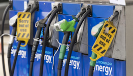 BP says nearly a third of its U.K. gas stations out of main fuel