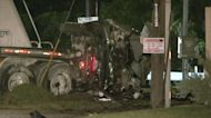 Pickup driver killed in East Freeway crash with 18-wheeler