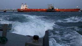 Iranian supertanker departing from Venezuela to transport heavy oil