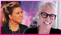 Kelly Gushes Over Jamie Lee Curtis' Marriage Story