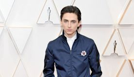Timothée Chalamet Is The Man Of Our Memes At The Oscars