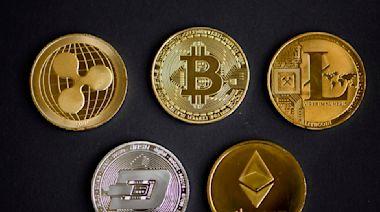加密貨幣集體閃崩 比特幣暴跌 近50萬人爆倉
