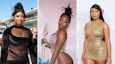 15 of the most daring looks Megan Thee Stallion has ever worn
