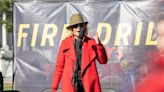 Why Jane Fonda's iconic red coat is the last item of clothing she will buy