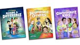 New Book Series Young Change Makers Shares Stories of Youngsters Across the World Who Are Making a Difference