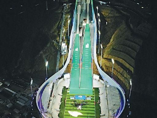北京冬奧獎牌「同心」精采亮相 大會強調防疫會嚴把關