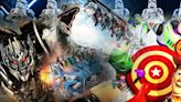 Hang on Tight: The 9 Best Theme Park Attractions Based on Movies