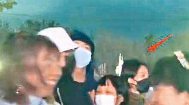 王菲 參與音樂節跳到唔見帽