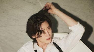李鍾碩當兵兩年後變這樣 長髮+肌肉回歸自嘲:變老了!