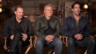 David Schwimmer, Matthew Perry & Matt LeBlanc Says 'Friends' Cast Never Dated Each Other