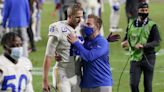 Rams coach Sean McVay admits he made mistakes with Jared Goff