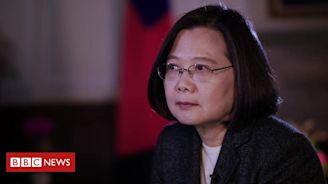 Taiwan to China: 'Face reality'