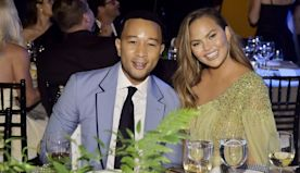 Chrissy Teigen Lives It Up on Twitter After John Legend Is Named People's Sexiest Man Alive
