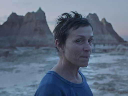 Review: Frances McDormand is at her finest in 'Nomadland,' a sublime ode to American wanderlust