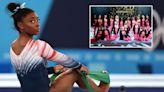 Simone Biles is punishing USA Gymnastics over sex abuse scandal