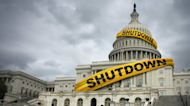 How will a government shutdown affect the market?