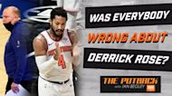 Derrick Rose, Luca Vildoza and the downward-trending Brooklyn Nets | The Putback with Ian Begley