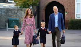 Here's what Prince William tells George and Charlotte when they ask about homeless people