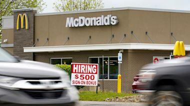 勞資糾紛|促提高最低時薪至15美元 美國15個城市麥當勞擬19日罷工 | 蘋果日報