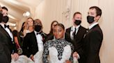 Simone Biles Makes Her Met Gala Debut in an 88-Lb. Gown: 'It's Definitely Heavy'