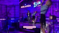 Summer Loving! Watch Miranda Lambert and Hubby Brendan Sing a 'Grease' Duet