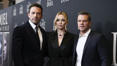 'The Last Duel': Why Ben Affleck and Matt Damon waited 25 years to write after 'Good Will Hunting'