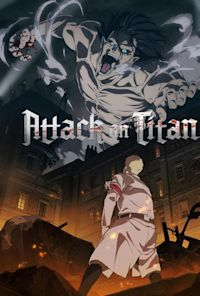 Attack on Titan (TV-MA)
