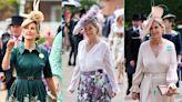 皇家賽馬會女王、凱特缺席!蘇菲伯爵夫人接棒撐起「最佳衣著」 - 自由電子報iStyle時尚美妝頻道