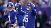 Giants' Graham Gano named NFC Special Teams Player of Week 7