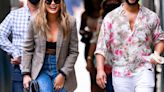 John Legend And Chrissy Teigen Are The Most Adorable Parents At School Drop-Off For Luna And Miles'...